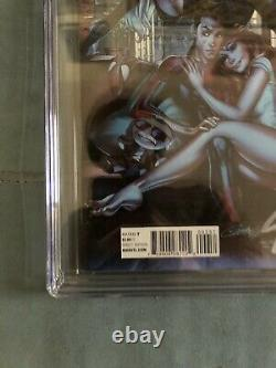 ASM Renew Your Vows 2 -J Scott Campbell variant- CGC SS 9.6 Stan Lee signed
