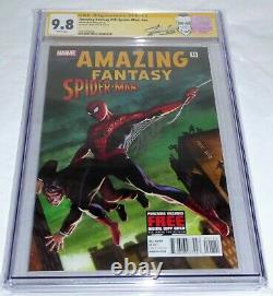Amazing Fantasy #15 Spider-Man! #nn CGC SS Signature Autograph STAN LEE AF15