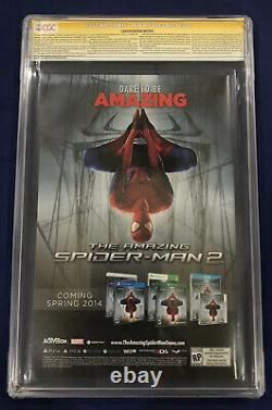 Amazing Spider-Man #1 Alex Ross Sketch Variant 1300 CGC 9.8 Signed by Stan Lee