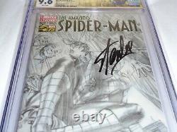 Amazing Spider-Man #1 CGC SS Signature Autograph STAN LEE Ross Variant 1300 CVR