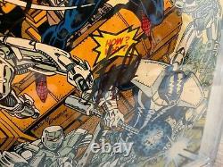 Amazing Spider-Man 360 CGC 9.2 3X Signed Stan Lee Bagley 1st Carnage Cameo Venom