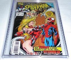 Amazing Spider-Man #397 CGC SS Dual Signature Autograph STAN LEE Dr. Octopus POW