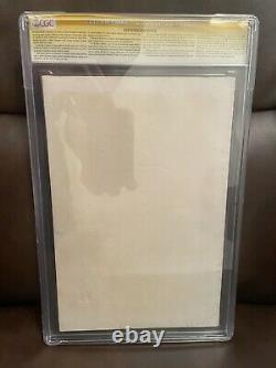 Amazing Spider-Man Annual 1 RARE Canadian Edition CGC 4.0 Signed by Stan Lee