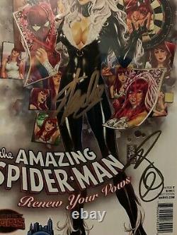 Amazing Spider-Man Renew Your Vows #1 CGC 9.8 Stan Lee & Mark Brooks SS FreeGift