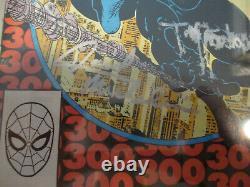 Amazing Spiderman 300 CGC 9.6 signed Stan Lee Todd Mcfarlane & David Michelinie