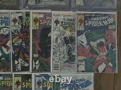 Amazing Spiderman 300 CGC SS 9.4 Stan Lee Tod McFarlane all 29 comic books in