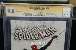 Amazing Spiderman #638 Fan Expo Canada Convention Ed. CGC 9.8 Signed by Stan Lee