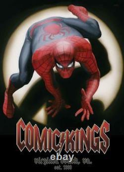 Marvel Age #41 Cgc 9.8 Stan Lee Signature Series Signed Jan 2018 Comic Kings