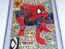 Spider-Man #1 CGC SS Dual Signature Autograph STAN LEE TODD MCFARLANE 94th Bday