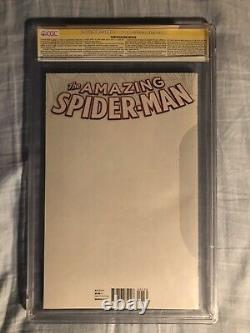 The Amazing Spider-Man #1 Fan Expo Sketch Edition CGC 9.8 Signed By Stan Lee