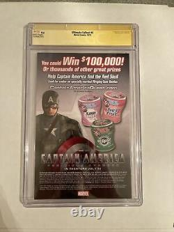 Ultimate Fallout 4 CGC 9.8 SS STAN LEE FIRST MILES MORALES CULTURESHOCKCOMICS IG
