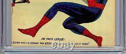 Amazing Spider-man 10 Cgc 2.5 Stan Lee Steve Ditko Jack Kirby 1er Enforcers 1964