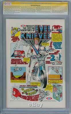 Amazing Spider-man # 129 Cgc 8.5 Signature Series Signe X3 Stan Lee 1st Punisher