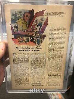 Amazing Spider-man #13 Cgc 6.0 1964 Signé Stan Lee! 1ère Application. Mysterio Mysterio