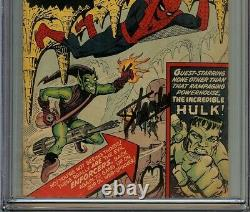 Amazing Spider-man #14 Cgc 3.0 Signed Stan Lee 1ère Application Green Goblin Ditko Cover