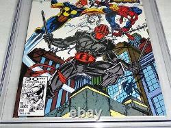 Amazing Spider-man #354 Cgc Ss 9.8 4x Signature Stan Lee Punisher Moon Knight
