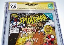 Amazing Spider-man #397 Cgc Ss Signature Autograph Stan Lee Dr Octopus & Kaine