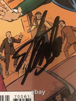 Amazing Spider-man #700 Steve Ditko Variante 1200 Cgc Ss 9.8 Signé Par Stan Lee