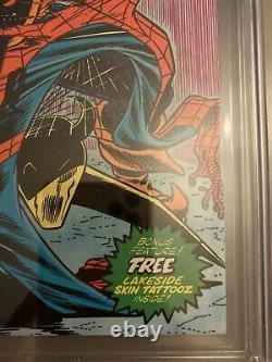 Amazing Spiderman #238 Kiosque À Journaux 8.5 Cgc Signé Par Stan Lee