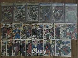 Amazing Spiderman 300 Cgc Ss 9.4 Stan Lee Tod Mcfarlane Tous Les 29 Bandes Dessinées En