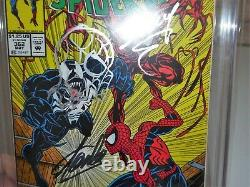 Incroyable Spider-man #362 2x Signature Cgc Ss 9.8 Stan Lee Bagley Spidey Sketch