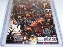 Marvel Héritage # 1 Cgc Ss Signature Autograph Stan Lee 9.8 Retour De Wolverine