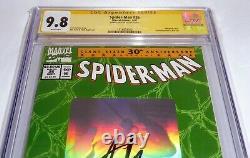 Spider-man #26 Cgc Ss Signature Autograph Stan Lee 9.8 Hologram Gatefold Cover