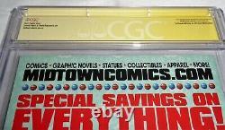 Tout Nouveau Wolverine #1 Cgc Ss Signature Autographe Stan Lee Incitatif Pour Les Détaillants 9,8