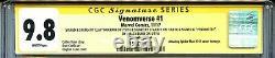 Venomverse 1 Cgc 9.8 Ss X3 Amazing Spider-man 361 Hommage Stan Lee Crain Croquis